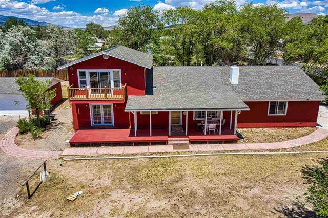 3685 Ormsby Lane, Washoe Valley, NV 89704 (MLS #210009021) :: Theresa Nelson Real Estate