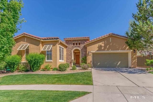 2365 Roanoke Trail, Reno, NV 89523 (MLS #210009023) :: Theresa Nelson Real Estate