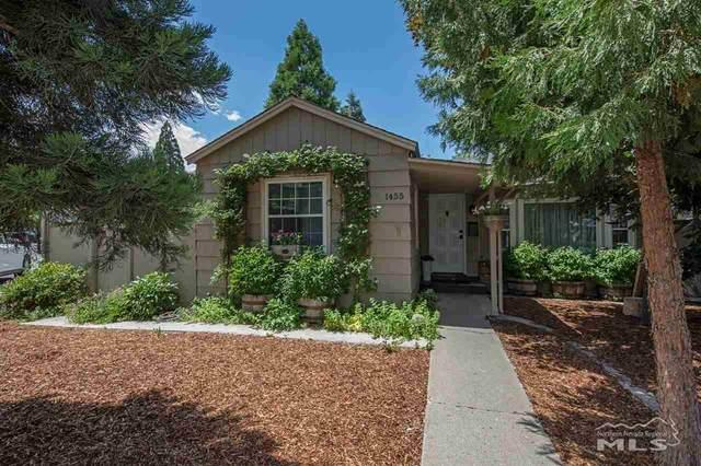 1455 Plumas St, Reno, NV 89509 (MLS #210009050) :: Theresa Nelson Real Estate
