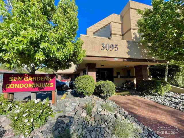 3095 Lakeside Dr #207, Reno, NV 89509 (MLS #210009126) :: NVGemme Real Estate