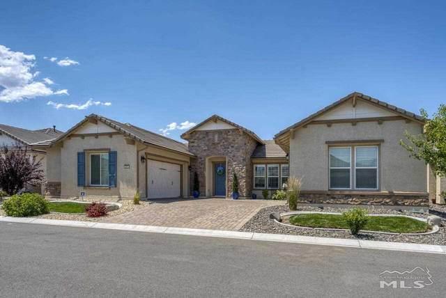 2011 Phaethon Lane, Reno, NV 89521 (MLS #210009129) :: Chase International Real Estate