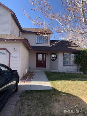 1712 Rankin Dr, Carson City, NV 89701 (MLS #210009138) :: Chase International Real Estate