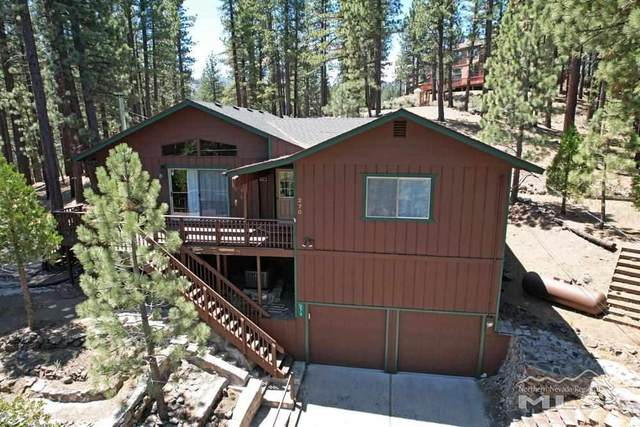 270 & 300 Timber, Markleeville, Ca, CA 96120 (MLS #210009150) :: Colley Goode Group- CG Realty