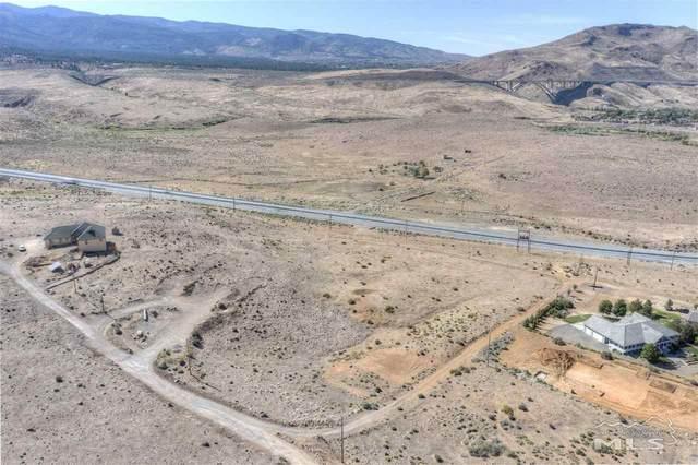 0 Willbuck Road, Reno, NV 89521 (MLS #210009166) :: Colley Goode Group- CG Realty