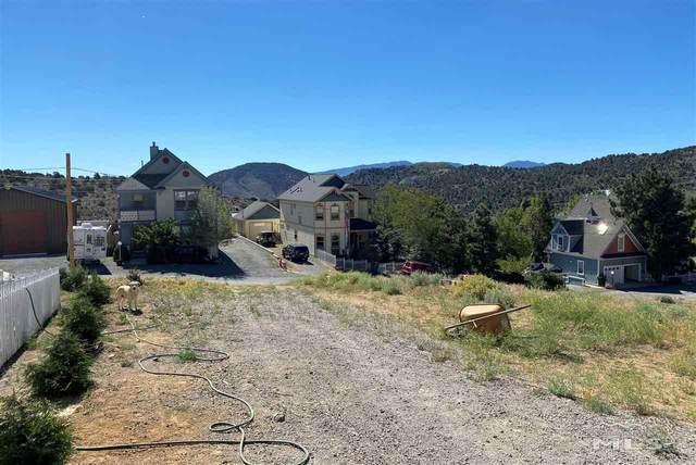 160 North O Street, Virginia City, NV 89440 (MLS #210009181) :: Vaulet Group Real Estate