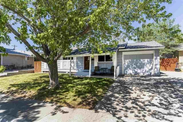 1331 Marne Dr, Reno, NV 89503 (MLS #210009183) :: NVGemme Real Estate