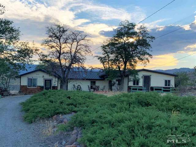 8101 Leroy St, Reno, NV 89523 (MLS #210009307) :: NVGemme Real Estate