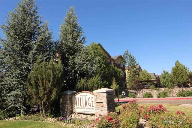 1450 Idlewild Drive #832 #832, Reno, NV 89509 (MLS #210009311) :: Theresa Nelson Real Estate