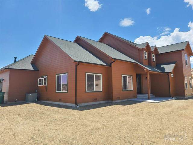 10975 Iroquois Trail, Stagecoach, NV 89429 (MLS #210009315) :: The Mike Wood Team