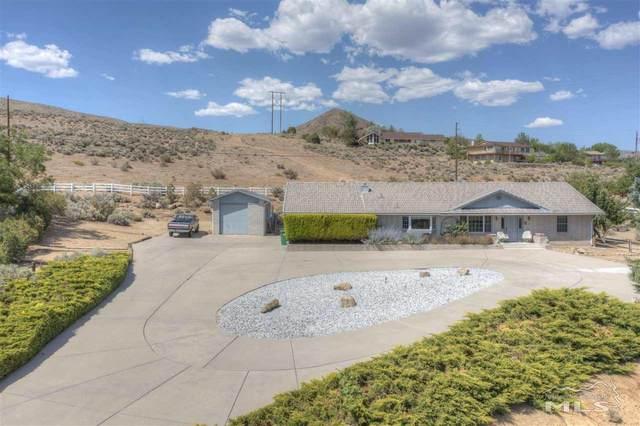 4919 E Sutro Terrace, Carson City, NV 89706 (MLS #210009347) :: Vaulet Group Real Estate