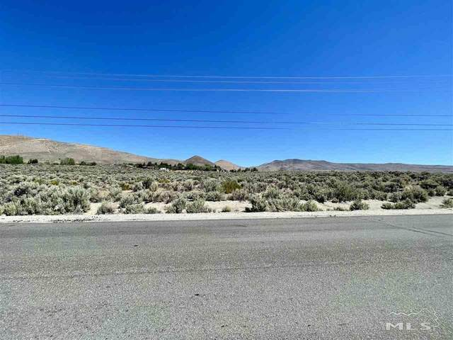 1050 Arrowhead Drive, Carson City, NV 89706 (MLS #210009380) :: Chase International Real Estate