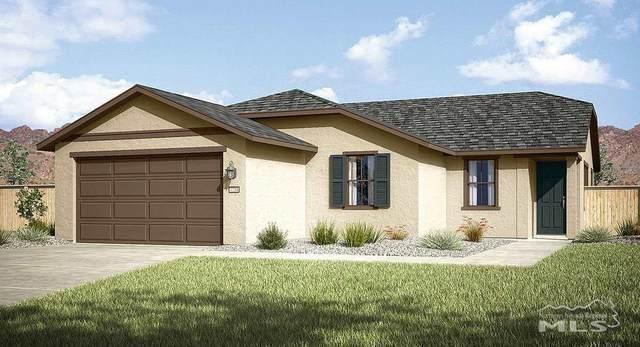 1324 Mammoth Mountain Dr Homesite 2046, Carson City, NV 89701 (MLS #210009418) :: Vaulet Group Real Estate