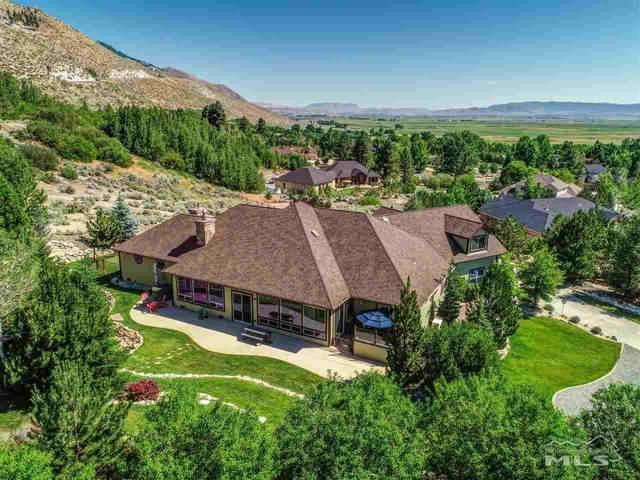 176 Taylor Creek, Gardnerville, NV 89460 (MLS #210009424) :: NVGemme Real Estate