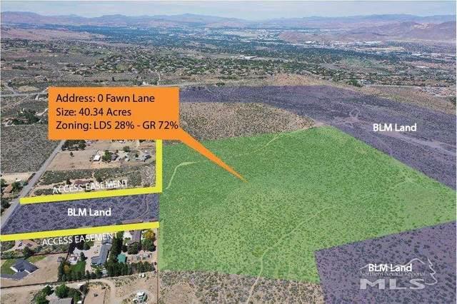 0 Fawn Ln, Reno, NV 89511 (MLS #210009427) :: Morales Hall Group
