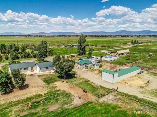 750 Trance Acres, Gardnerville, NV 89460 (MLS #210009429) :: NVGemme Real Estate