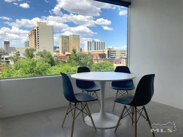 280 Island #604, Reno, NV 89501 (MLS #210009456) :: Theresa Nelson Real Estate