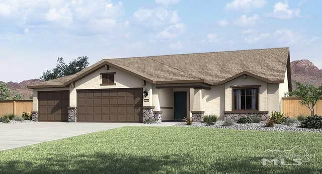 409 Venge Ct Homesite 465, Reno, NV 89506 (MLS #210009488) :: Vaulet Group Real Estate