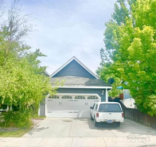 1627 Walker Drive, Carson City, NV 89702 (MLS #210009518) :: Chase International Real Estate