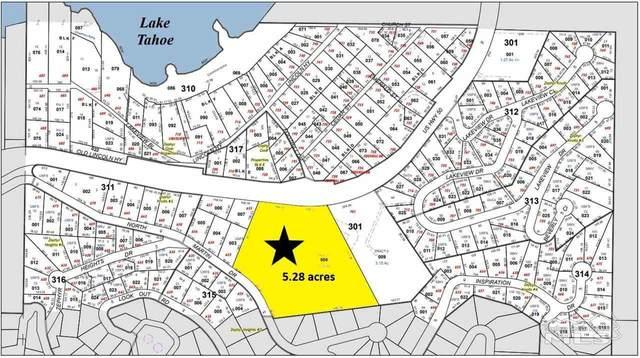 701 B Highway 50, Zephyr Cove, NV 89448 (MLS #210009532) :: NVGemme Real Estate