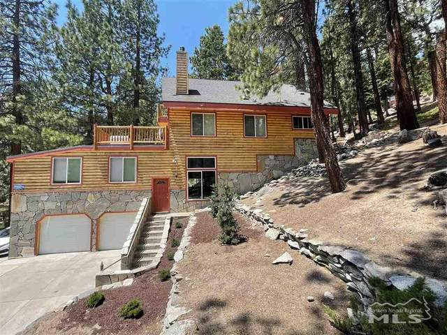 389 Barrett Drive, Stateline, NV 89449 (MLS #210009533) :: NVGemme Real Estate