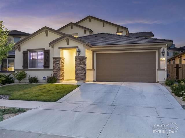 1795 Samantha Crest Trail, Reno, NV 89523 (MLS #210009548) :: Chase International Real Estate