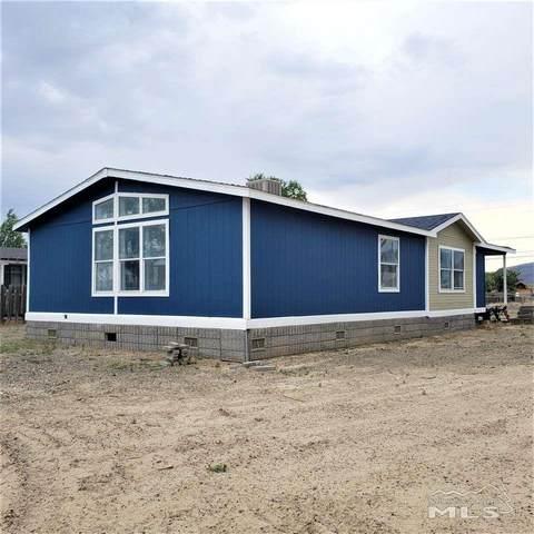 355 Lemaire Street, Battle Mountain, NV 89820 (MLS #210009562) :: NVGemme Real Estate