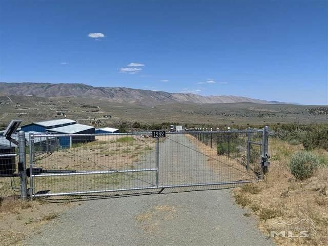 1282 Deerlodge Road, Reno, NV 89508 (MLS #210009571) :: Vaulet Group Real Estate