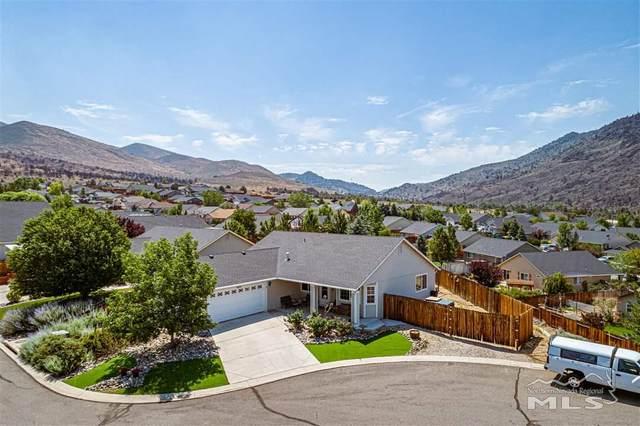 3 Conner Way, Gardnerville, NV 89410 (MLS #210009574) :: Chase International Real Estate