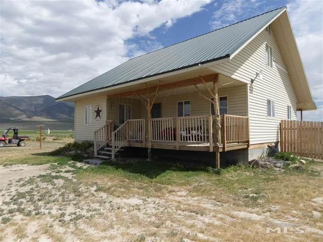 1221 12th Street, Eureka, NV 89316 (MLS #210009581) :: NVGemme Real Estate