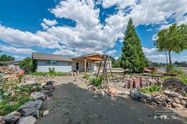 1340 Wheeler Way, Gardnerville, NV 89460 (MLS #210009612) :: Chase International Real Estate