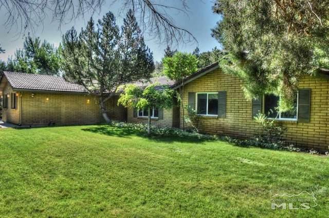 3833 Hobart Rd., Carson City, NV 89706 (MLS #210009627) :: Chase International Real Estate