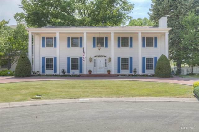 5 Glenbrook Circle, Carson City, NV 89703 (MLS #210009634) :: Chase International Real Estate