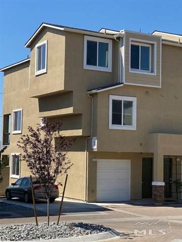 3191 Sterling Ridge Circle Bldg. #3, Sparks, NV 89431 (MLS #210009681) :: Theresa Nelson Real Estate