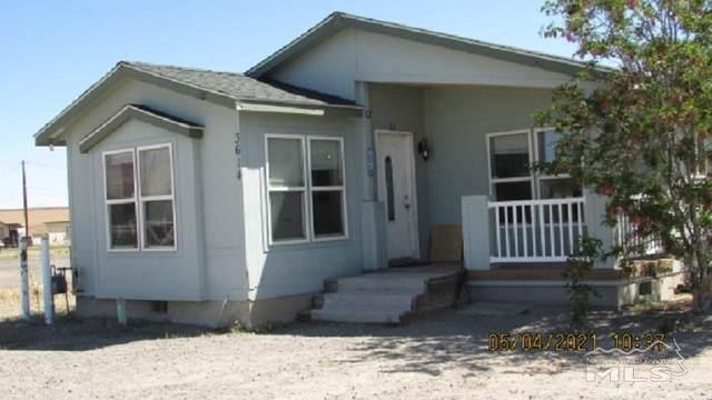 3614 Deodar St, Silver Springs, NV 89429 (MLS #210009699) :: Chase International Real Estate