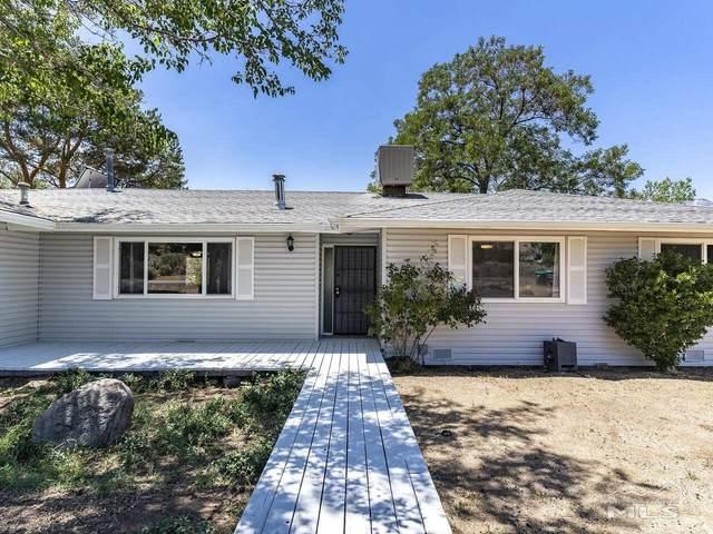 1495 Dunbar Dr, Washoe Valley, NV 89704 (MLS #210009765) :: NVGemme Real Estate