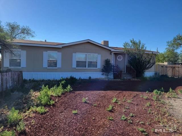 2710 Winnemucca St, Silver Springs, NV 89429 (MLS #210009766) :: Chase International Real Estate