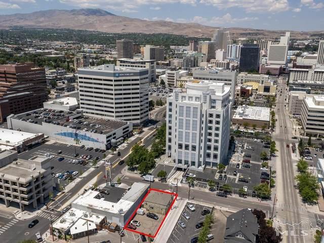 18 Stewart St, Reno, NV 89501 (MLS #210009792) :: Chase International Real Estate