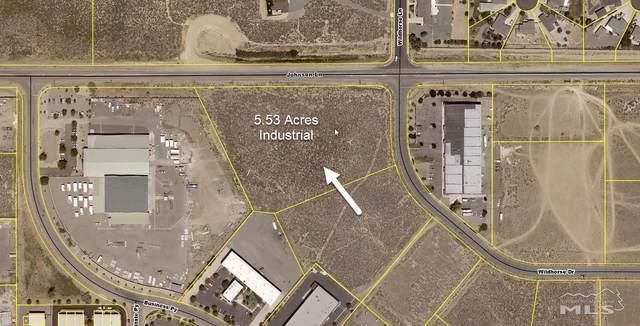 2588 Wildhorse Dr, Minden, NV 89423 (MLS #210009796) :: NVGemme Real Estate