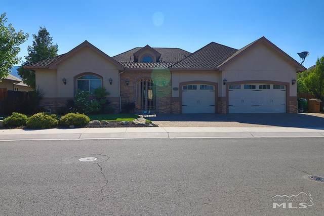 2970 Silver Stream Dr., Carson City, NV 89703 (MLS #210009809) :: Vaulet Group Real Estate