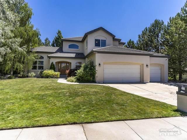 3460 Cheechako, Reno, NV 89519 (MLS #210009831) :: The Mike Wood Team