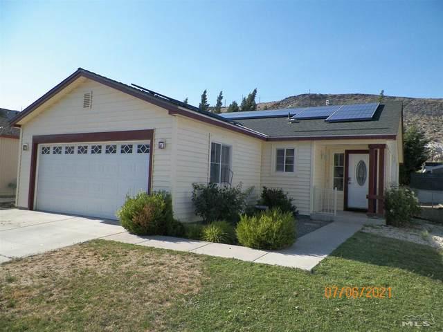 260 Ave De La D'emerald, Sparks, NV 89434 (MLS #210009835) :: Vaulet Group Real Estate