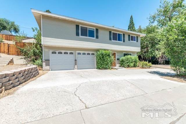 1415 Kings Row, Reno, NV 89503 (MLS #210009849) :: NVGemme Real Estate