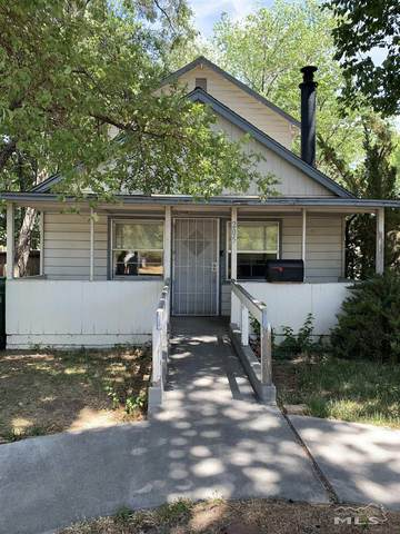 205 N Walsh, Carson City, NV 89701 (MLS #210009850) :: Theresa Nelson Real Estate