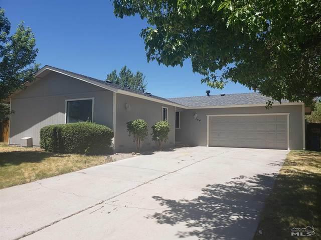 700 Bowles, Gardnerville, NV 89460 (MLS #210009854) :: Chase International Real Estate