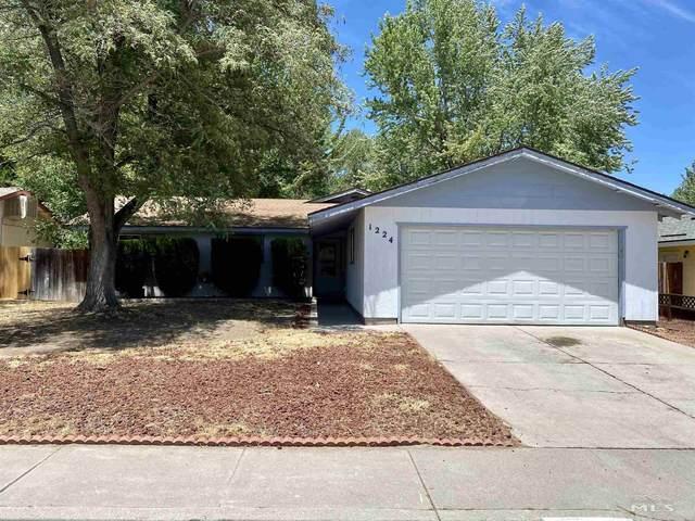 1224 Palo Verde, Carson City, NV 89701 (MLS #210009855) :: Theresa Nelson Real Estate