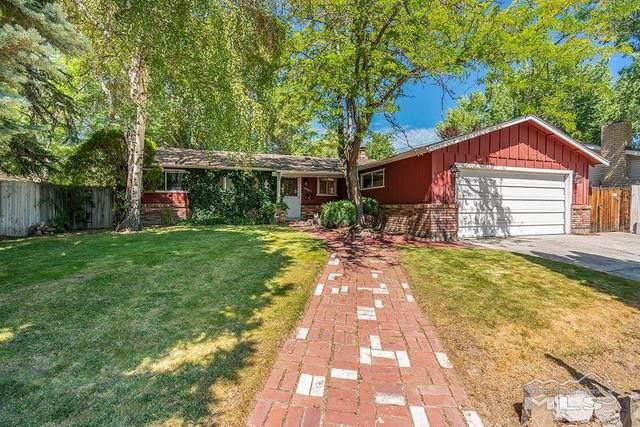 1848 Alpine Street, Carson City, NV 89703 (MLS #210009859) :: Chase International Real Estate