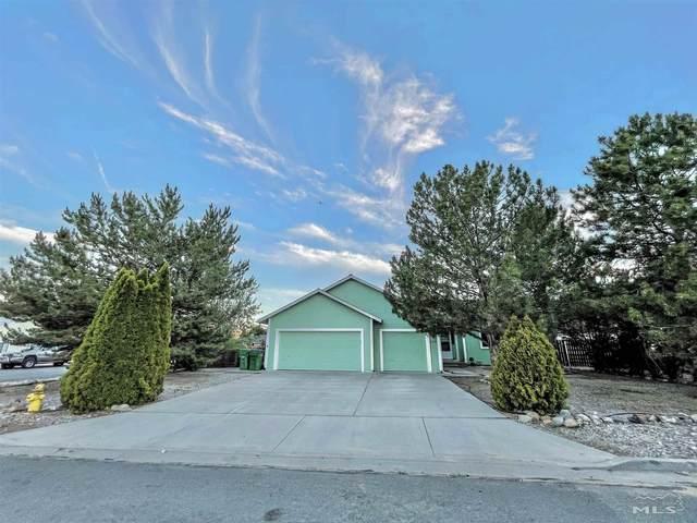 5570 Grasswood, Sparks, NV 89436 (MLS #210009862) :: NVGemme Real Estate