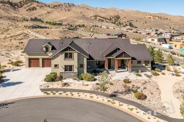 2485 Mountain Spirit Court, Reno, NV 89523 (MLS #210009869) :: Theresa Nelson Real Estate