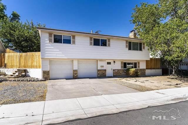 1835 Carlin Street, Reno, NV 89503 (MLS #210009888) :: Colley Goode Group- eXp Realty