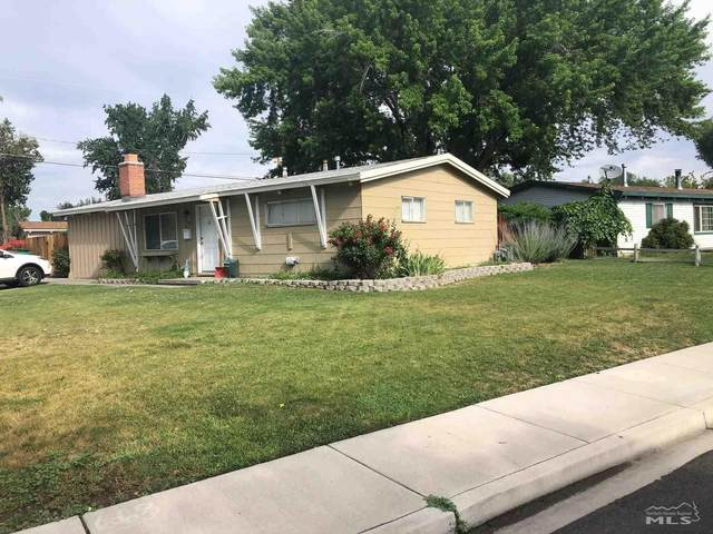 1102 Russell Way, Sparks, NV 89431 (MLS #210009889) :: Colley Goode Group- eXp Realty